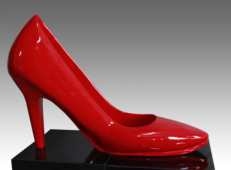 Red Stiletto (Large)